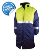 Hi-Glo 40 Freezer Long Coat