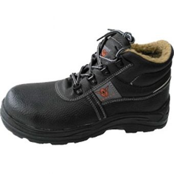 730V004 Vortex Fur Lined Safety Chukka Boot