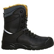 Zephyr Fur-lined Rigger Boot