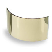 Curved Glass - Clear/Gold