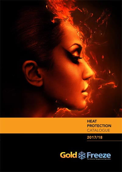 Goldfreeze Heat Protection Catalogue 2017
