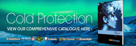 Out NOW the Goldfreeze Cold Protection Catalogue 2018