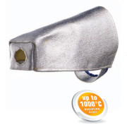 Welding torch hand protection