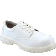 Food Industry White Lace Shoe