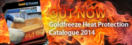 Goldfreeze Heat Protection Catalogue 2014Goldfreeze Heat Protection Catalogue 2014