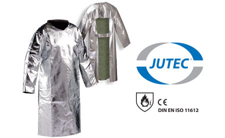 Heat protection coat/apron