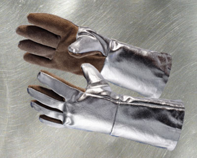 Radiant Heat Protection Gloves